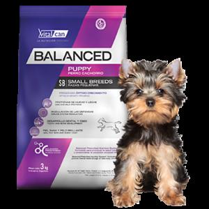 Balanced Cachorro RP por 3 y 7,5 Kg