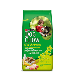 Dog Chow Cachorro por 21 Kg