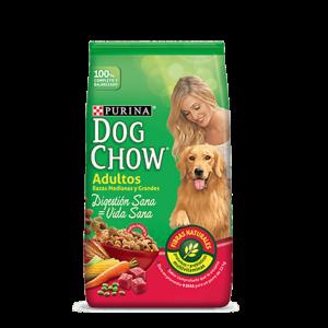 Dog Chow Adulto por 21 kg