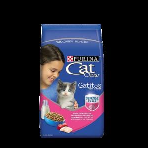 Cat Chow Gatito por 15 kg.