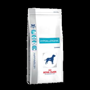 Royal Canin Hipoallergenic Canino por 2 – 10 – 15 kg.