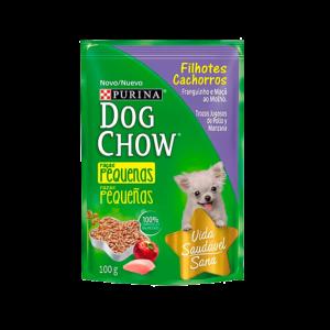 Dog Chow Húmedo Razas Pequeñas (Pouch) x Pack de 15 unidades
