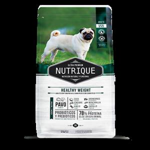 Nutrique Weight Dog x 3 y 15 kg