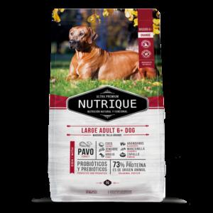 Nutrique Large Adult 6+ Dog 15 kg