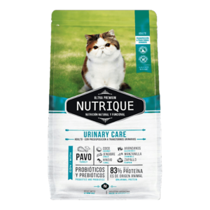 Nutrique Urinary Care Cat x 2 y 7,5 kg