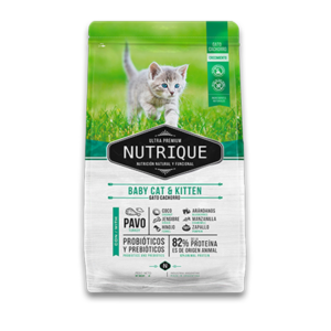 Nutrique Baby Cat & Kitten x 2 Kg.