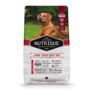 Nutrique Large Adulto x 15 Kg.