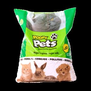 Poopy Pets x 5 Kg c/u por Pack de 4 Bolsas