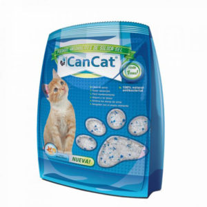 Can Cat Silicas x 1,6 Kg x 3 unid.