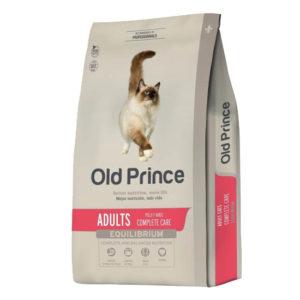Old Prince Gato adulto Pollo y Arroz Complete Care x 7.5 kg