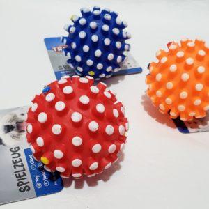 Juguete Erizo pelota chica, colores surtidos