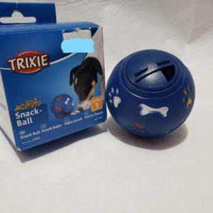 Juguete Dog Activity Snacky pelota, único color.