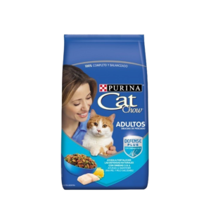 Cat Chow Adulto 1, 8 y 15 Kg PESCADO