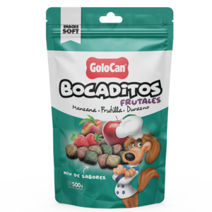 BOCADITOS FRUTAL X 500 GS DOY PACK