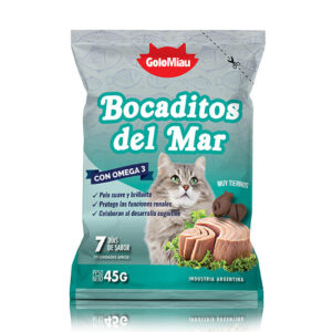 BOCADITOS SABOR MAR  x 45 gs