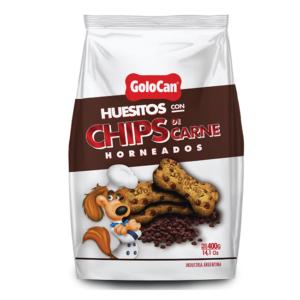 HUESITOS C/CHIP X 400 GS