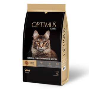 UNIK OPTIMUS Gatos Adultos x 2 kg y 7,5 kg