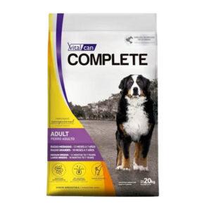 Complete Perro Adulto Raza Mediana y Grande 3 y 20 Kg