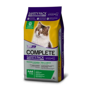 Complete Gato Adulto Safety Pack x 24 Kg