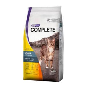 Complete Gato Senior 1.5 y 7.5 Kg