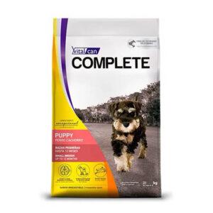 Complete Perro Cachorro Raza Pequeña 3 y 20 Kg