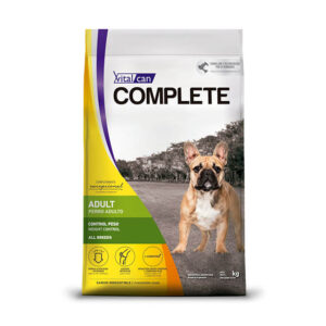 Complete Perro Control Peso 3 y 20 Kg